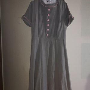 Bettie Page vintage dress size 14